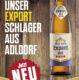 Aus Edell wird Export!